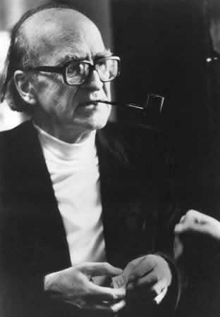 Mircea Eliade, un mare fumator