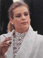 Printesa Stéphanie a regatului Monaco