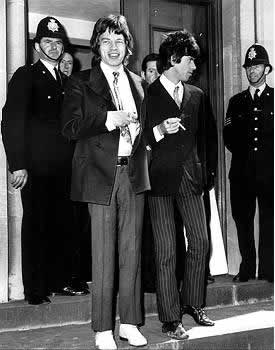 Rolling Stones - Mick Jagger si Keith Richard